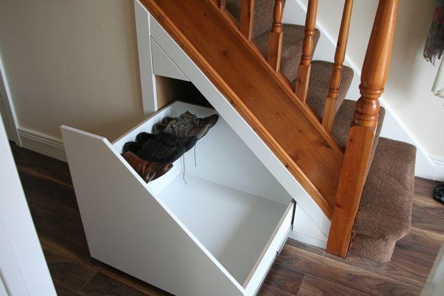 Ingrained.ie - Understairs Storage
