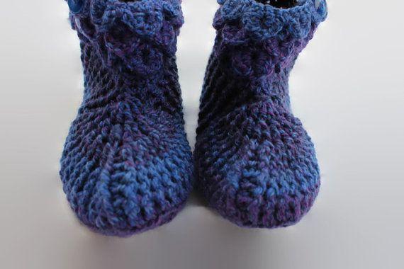 Adult Designer Slippers Crocodile Shoes. Acrylic by MadeforYOUbyFi