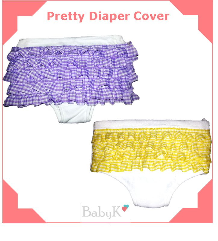 Pretty Diaper Covers available from BabyK!