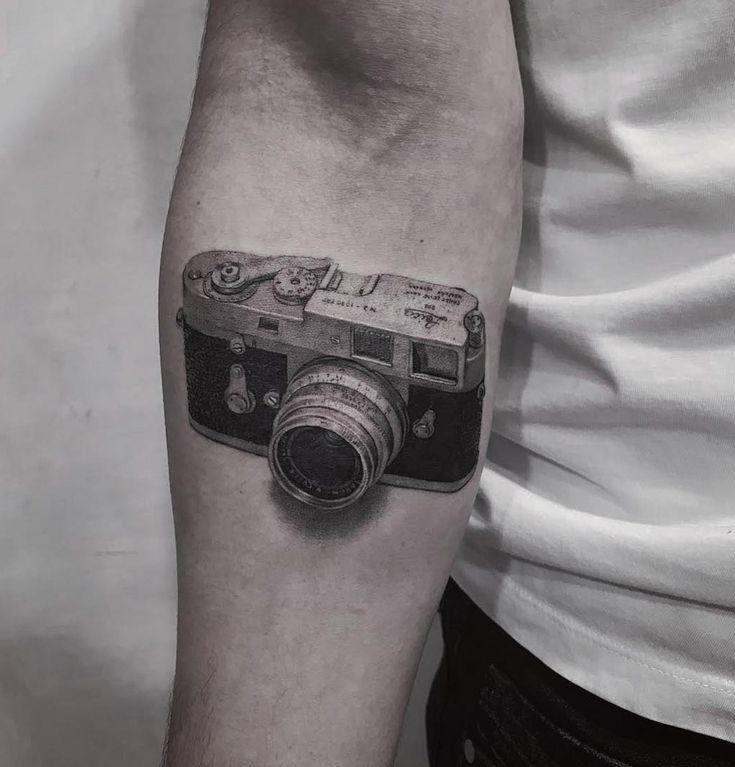 80 Camera Tattoo Designs For Men: 638 Best Images On Pinterest
