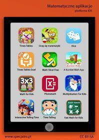 Aplikacje edukacyjne do nauki matematyki