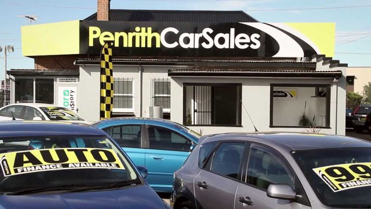 Penrith Car Sales is a car buying centre where you can consign your cars and get best offers.