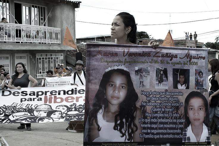Peregrinación por las calles de Trujillo 6. Crédito Rodrigo Grajales.