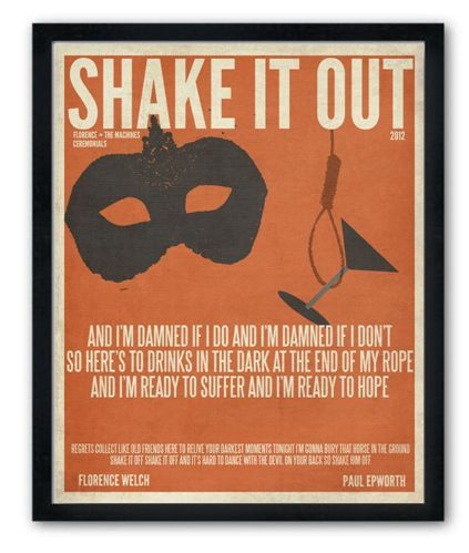 Florence & the machine - shake ut out