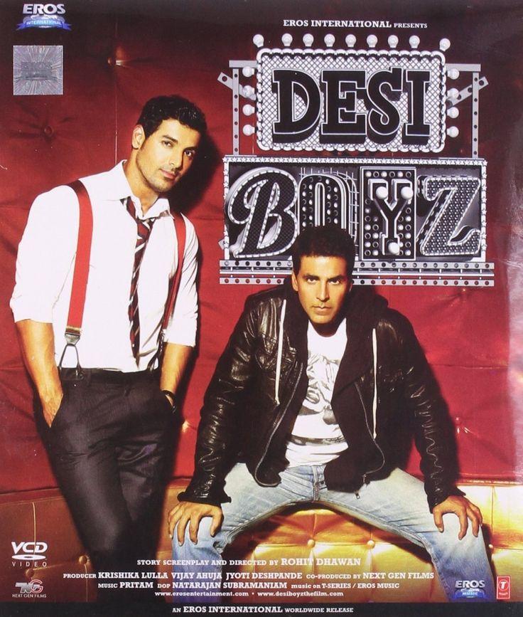 Desi Boyz: Video CD