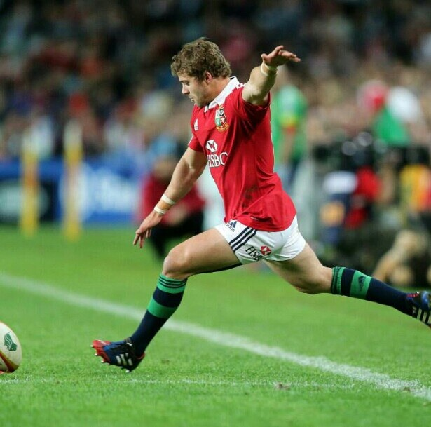 Leigh Halfpenny #rugby #Lions