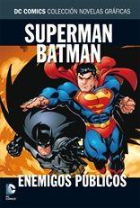 Colección Novelas Gráficas núm. 05: Superman/Batman: Enemigos públicos