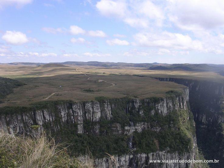 Serra Gaúcha – do vinho aos cânions – Cambará do Sul e seus cânions