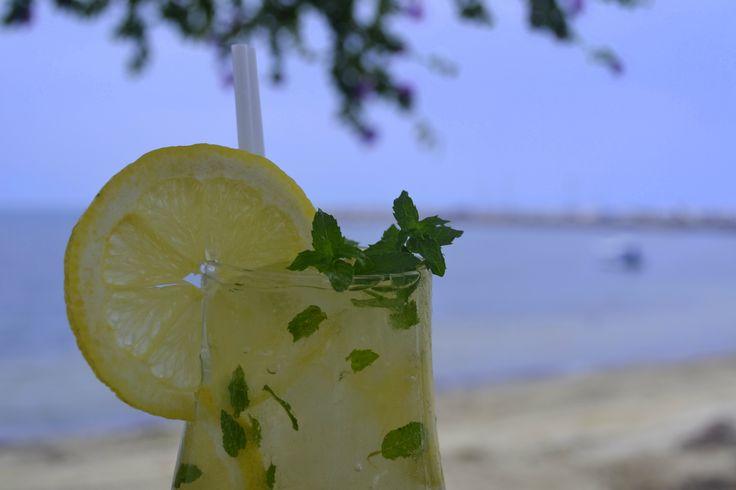 Drinks @Cafe Pizza Raidos #Summer #Greece