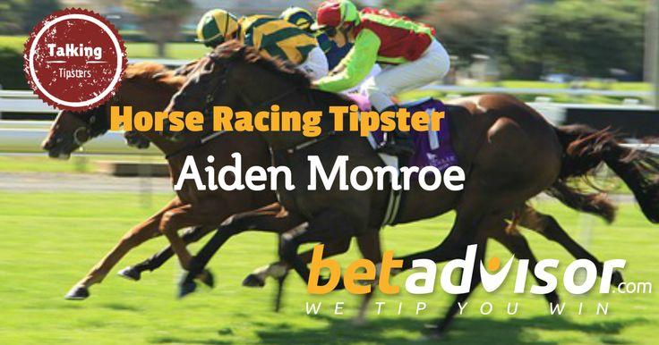 Aiden Monroe: BetAdvisor Horse Racing Tipster - http://www.talkingtipsters.com/aiden-monroe-betadvisor-horse-racing-tipster/