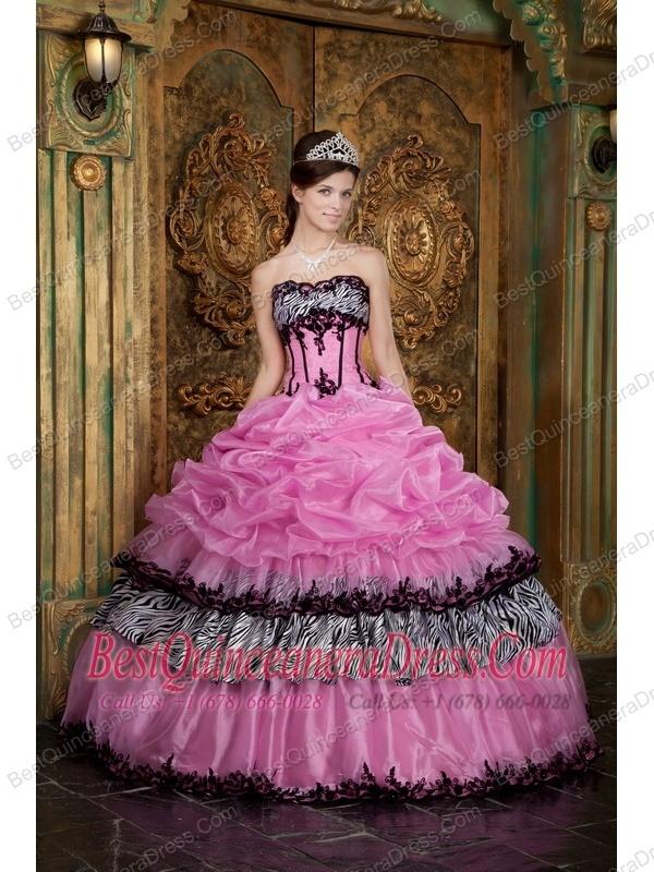 464 best vestidos pink images on Pinterest | Ball gowns, Ballroom ...