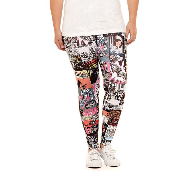 Star Wars Plus Size Leggings