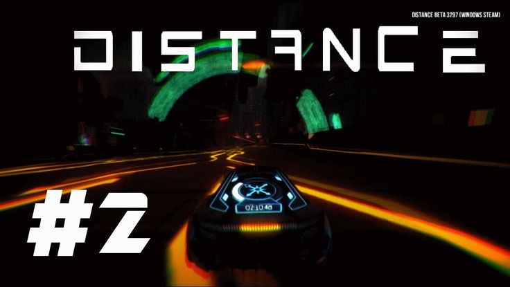 Distance (Beta) describes itself as a survival racing game where you boost, jump, and fly your way through different areas. Join me for a let's play as I explore this world.  In this episode of Let's Play Distance things get harder with more gravity defying and trickier...umm tricks with more lasers.