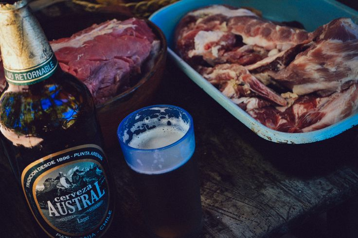 Cerveza Austral and Chilean BBQ. http://www.raices.co.uk