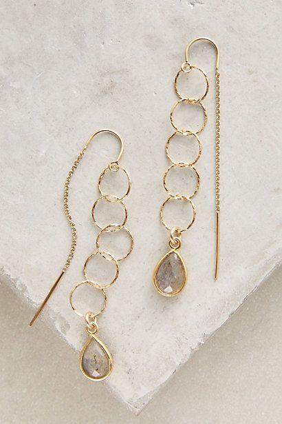 Alhambra Threaded Earrings