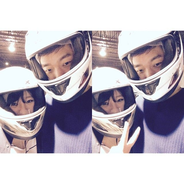 いいね!20件、コメント7件 ― Stella Kim🌸さん(@stellaqueeen)のInstagramアカウント: 「#gokart #gokarts #speeding #fun #activity #helmet #withmylove 🚗🚦🚕🚦」