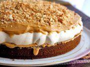 Snickers torta, po ktorej sa budete oblizovať