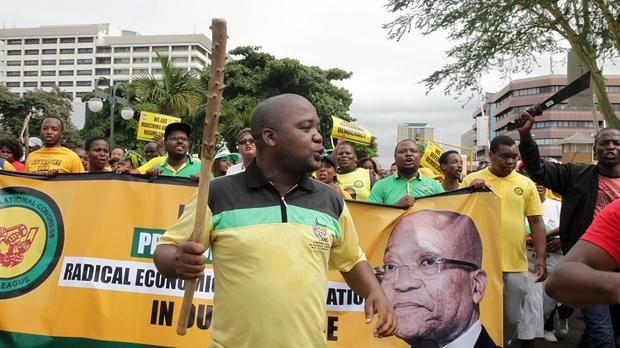 ANC Youth League KwaZulu-Natal secretary Thanduxolo Sabelo File picture: Gcina Ndwalane/ANA