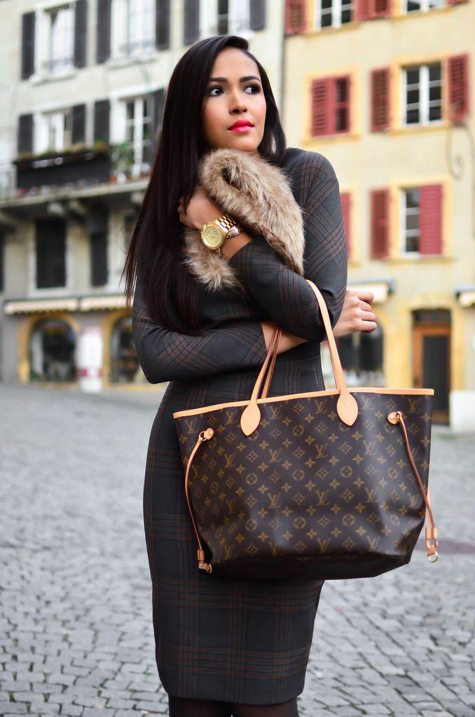 Versatile LV Tote Bag
