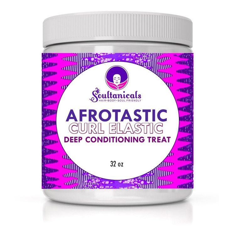Afrotastic Curl Elastic Deep Conditioner Salon Size