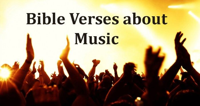 The 25+ Best Bible Verses About Music Ideas On Pinterest