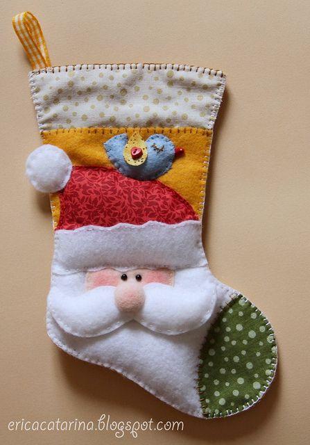 Do Papai Noel by Ei menina! - Erica Catarina, via Flickr