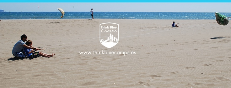 ThinkBlue Camps English teaching partners