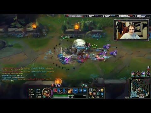 Just posted! League of Legends - Live Stream with viralis https://youtube.com/watch?v=kWLogLzfACo
