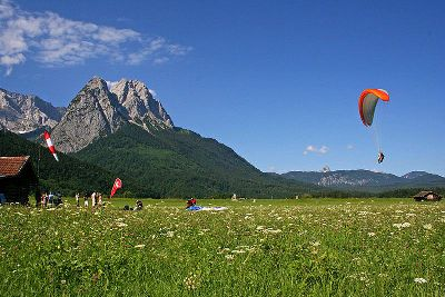 Garmisch, Germany: