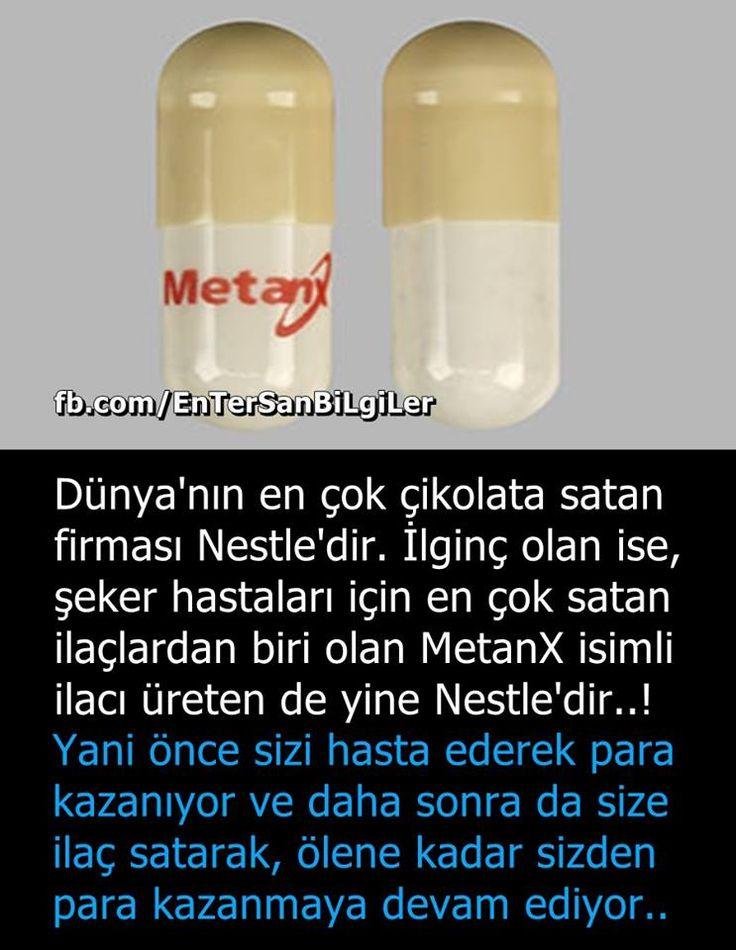 #Nestle önce hasta ediyor, sonra sömürüyor! #öncesağlık