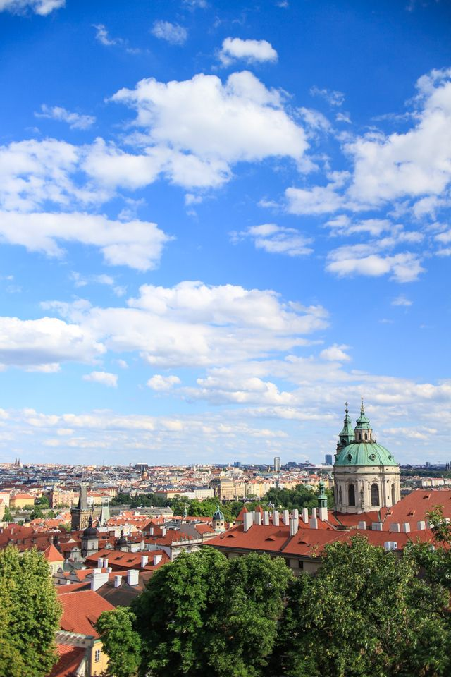 ink + adventure: walking Prague