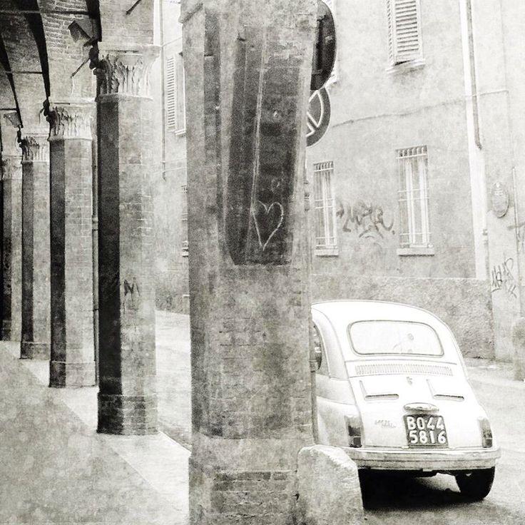 Bologna in bianco e nero, foto di Marco Nenzioni
