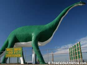 Wall Drug Store, Wall,SD. This place is really campy fun. On I-90. Bet the pioneers wish they'd had Wall Drug on their trip.