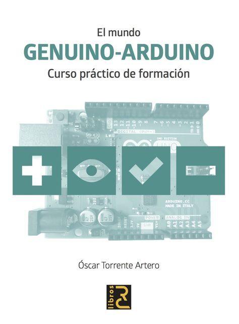 El mundo Arduino Genuino | Libro aprender Arduino