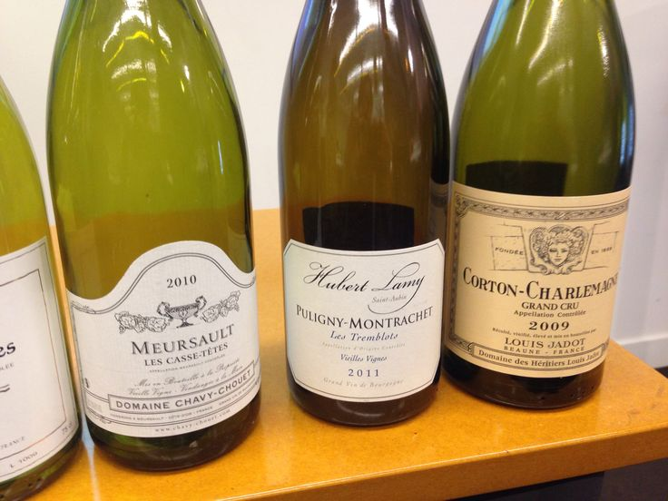 Bourgogne-trio