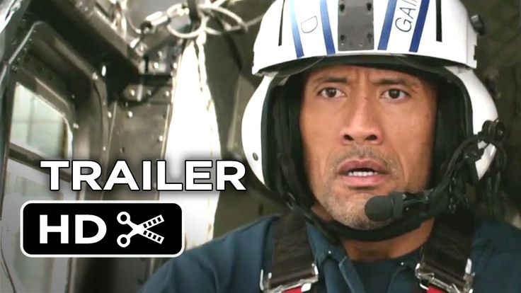 Here's the 1st Trailer for the Dwayne Johnson earthquake survival film 'San Andreas'.