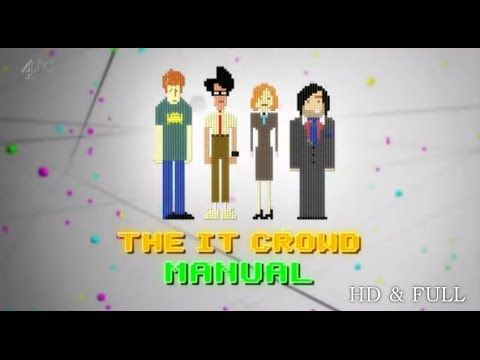 The IT Crowd Manual ᴴᴰ | The Behind-the-scenes Documentary featuring interviews with the main cast of Graham Linehan's comedy -- 'Richard Ayoade, Chris O'Dowd and Katherine Parkinson' -- as well as guest stars: Noel Fielding and Matt Berry, and famous fans of the show including Paul Whitehouse || Narrated by Stephen Mangan