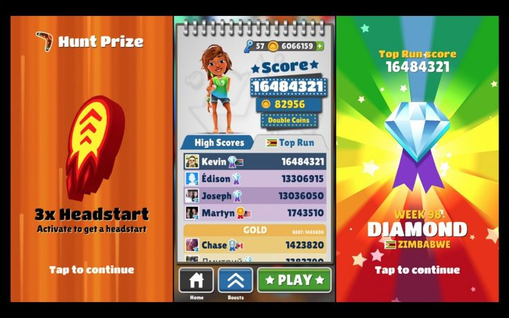 Subway Surfers Mod APK Unlimited coins and Keys Generator ...