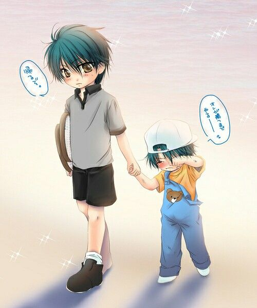 Ryoga y Ryoma #ThePrinceofTennis