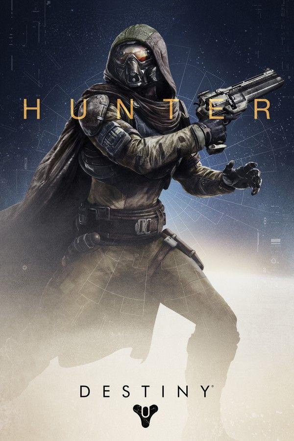 Destiny Hunter Video Game Art Pinterest Destiny