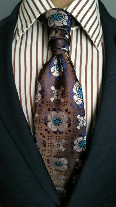 Chocolate Royal Necktie #coolties