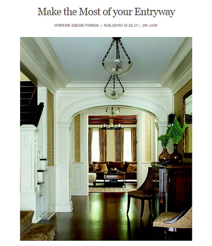 Foyer Design Trends : Best entry foyer images on pinterest