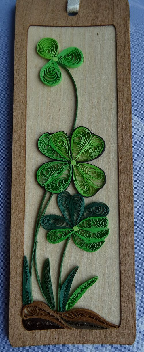 Hey, I found this really awesome Etsy listing at https://www.etsy.com/listing/211017997/bespoke-handmade-quilling-bookmark-four