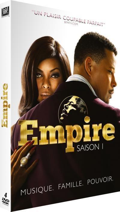 la très bonne saison 1 d'Empire.