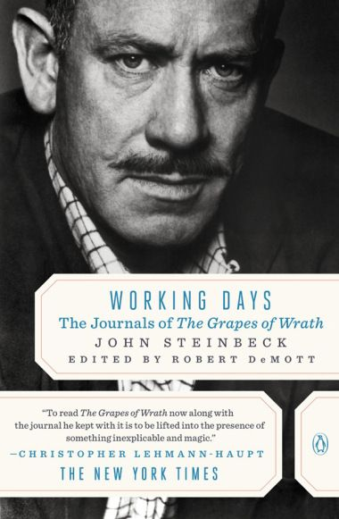 John Steinbeck's Pen: How the Joy of Handwriting Helps Us Draft the Meaning of Life | Brain Pickings