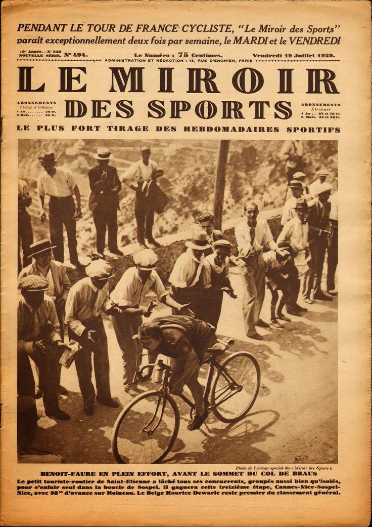 Tour de France 1929 .....oTo