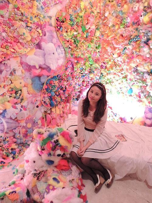 Sebastian Masuda's Colorful Rebellion