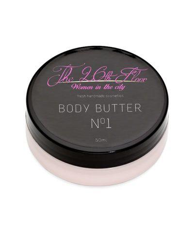 Body Butter No. 1 – zapach dla młodej, niezależnej, figlarnej kobiety, która traktuje życia jak przygodę