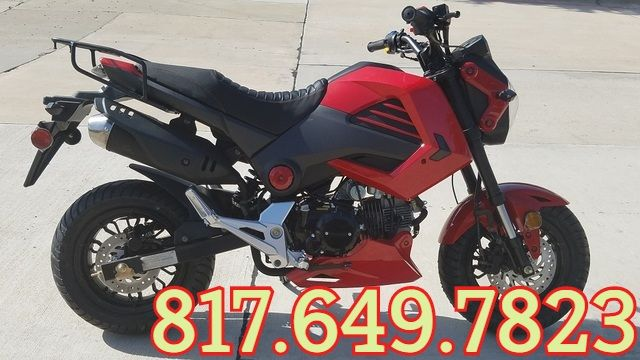 125cc BOOM Motorcycle Moped Scooter w/ Manual Trans Sale Price: $1,299.00