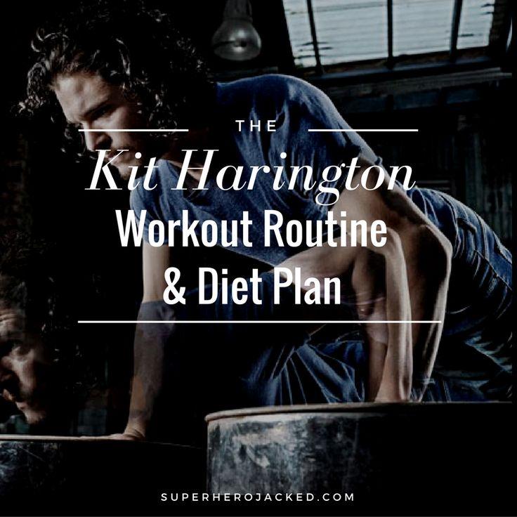 The Kit Harington Workout Routine